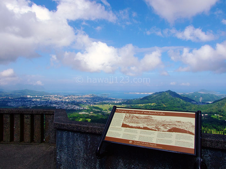 ヌアヌパリ展望台 | ハワイ123ド...